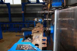 Станок для обработки изнашиваемых поверхностей балки надрессорной