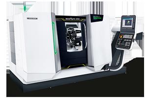 Металлообрабатывающие токарный станок с приводным инструментом CTX 450 ecoline